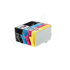 4 CARTUCCE COMPATIBILE PER STAMPANTE HP 364 XL Photosmart C5383 C5388 C5390 B110