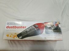 BLACK+DECKER HNVC115J06 Dustbuster Quick Clean Hand Vacuum