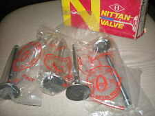 Toyota (1 set) Engine Exhaust Valves, Corona 8R/R-C, Corona MKII, Celica, Hilux