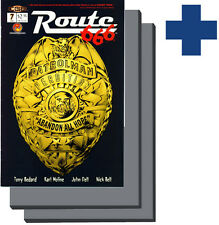 ♥♥♥♥ ROUTE 666 • Issues 7,8,9 • «3 Comic Set»