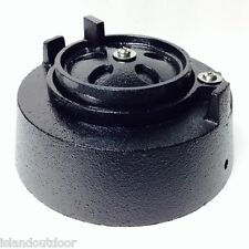 Adjustable Slide Draft Top Damper Cap Vent for Big Green Egg Chimney