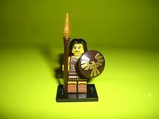 LEGO FIGURE SERIES 1 2 3 4 5 6 7 8 9 (10) 11 WARRIOR SOLDIER MILITARY FIGHTER