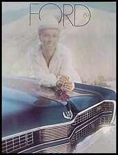 1969 Ford Deluxe Brochure- 500 XL LTD Galaxie Conv!