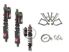 LSR Lone Star Sport A-Arms Elka Stage 5 Front Rear Shocks Yamaha YFZ450 06-14