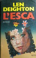 L'ESCA LEN DEIGHTON I EDIZIONE11990  R215