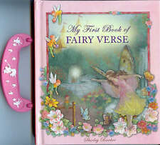 My First Book of Fairy Verse: Board Book with Carry Handle, Barber, Shirley , Go