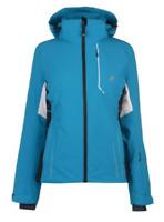 Nevica Aspen Ski Jacket Blue Hooded Ladies Size UK 12 (M) *REF99