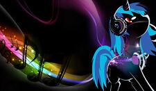 153 My Little Pony Vinyl Scratch CUSTOM PLAYMAT ANIME PLAYMAT FREE SHIPPING