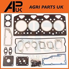 Perkins PHASER 1004 1004.4 1004.4t 1004-4 c1004-4 GUARNIZIONE TESTA TOP SET 4 CILINDRI
