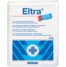 Eltra / 6 KG / Desinfektionswaschmittel / VAH und RKI gelistet