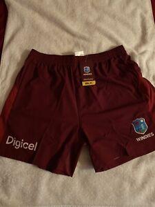 west indies cricket Training Shorts uk 2XL ( Last 1)