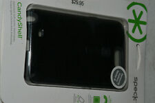 SPECK CandyShell Case for Samsung Galaxy Note II 2 Black/Gray