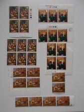 GB oferta al por mayor 1967 X 10 conjuntos de Navidad Excelente U/M y con el envío libre P&p