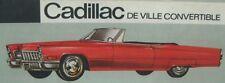 Repro Box Nutz/Schuco Cadillac de Ville Convertible