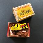 VTG Marx LineMar Toys, Elegant Miniatures, Power Dozer #6, Mint Toy, Used Box