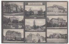 Zwischenkriegszeit (1918-39) Ansichtskarten aus Deutschland für Post und Eisenbahn & Bahnhof