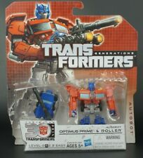 Transformers Generations Legends Optimus Prime Roller BOC Targetmasters Convoy