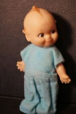 """Kewpie Cameo Winged Standing Doll Vinyl Collectible Figure Toy 6 1/8"""""""