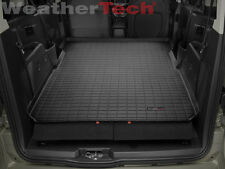 WeatherTech Cargo Liner for Ford Transit Connect - Wagon - 2014-2015 - Black