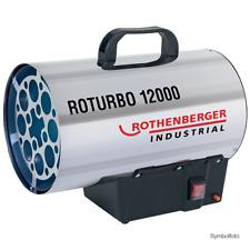 Rothenberger Industrial Gasheizkanone Roturbo 12000 Heizgerät - neue Version!