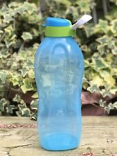 Tupperware Water Bottle Eco Extra Large - 68oz (2L) in BLUE - NEW!
