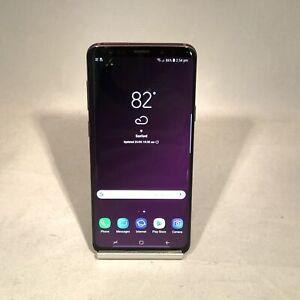 Samsung Galaxy S9 Plus 64GB Lilac Purple Verizon Unlocked Very Good Condition
