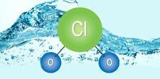POTABILIZADOR clorito de sodio 120ml+activador hcl 120ml=dióxido de cloro 240ml