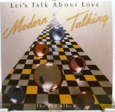 Modern Talking + CD + Let´s Talk About Love + 2nd Album + Special Edition (190)