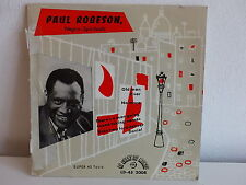 PAUL ROBESON Old man river LD 45 3008
