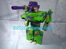 Transformers Generation 2 G2 1992 Megatron Tank Action Figure incomplete
