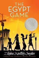 The Egypt Game Zilpha Keatley Snyder Educational Reading Young Literature
