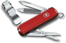 Victorinox 6463 Swiss Army 580 Red Multi-Tool Knife Nail Clipper File