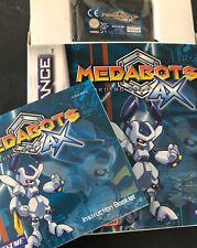 Medabots Rokusho Ver. AX Gameboy Advance Neuf