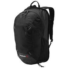 Reebok AY6286 One Series Medium 24L Backpack Black Airmesh Gym/Workout Pack