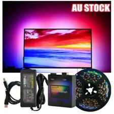 DIY Ambilight TV USB LED Strip Tape Computer PC Dream Screen Backlight AU Plug