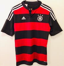 World Cup 2014 Germany Deutschland Soccer Jersey Youth Kids Extta Large Adult XS