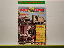Revue VOIE LIBRE 03 - Billard T75 - Tramway Corrèze - CP - CdN en Rouge - Landes