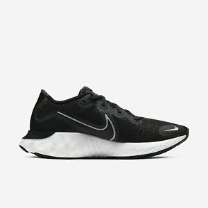 Nike Renew Run Men's Running Shoes Black White Oreo CK6357-002, US Sz 10.5