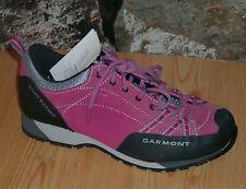 GARMONT ♣ Sticky Boulder  ♣  Wanderschuhe aus Leder ♣ Gr. 38  ♣  VIBRAM Sohle ♣
