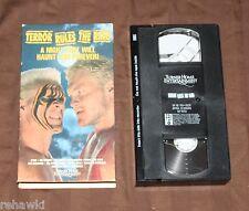 WCW HALLOWEEN HAVOC 1990 (VHS) **RARE** WWF WWE '90