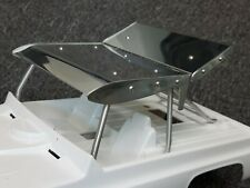 Custom Made Aluminum Roll Cage with Roof Spoiler Tamiya 1/10 RC Blazing Blazer