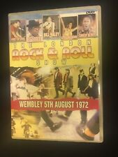 The London Rock & Roll Show: Wembley 5th DVD Pre-Owned Tested Nice!