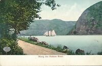 HUDSON RIVER NY – Along the Hudson River – udb (pre 1908)