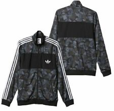 Adidas x Men's Firebird Jacket Black Camouflage BK4570