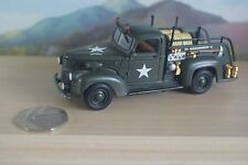 MATCHBOX MODELS OF YESTERYEAR 1941 CHEVROLET ARMY FIRE TRUCK YYM35189