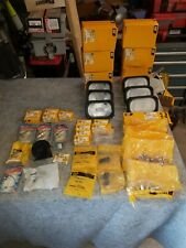 Lot Of Caterpillar Lightning Parts 1097041 9x 4492 9x 7849 304 2613 298 6870