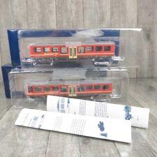 LILIPUT L344522/L344532 - H0e - Steuer-,Mittelwagen Zillertalbahn - OVP  #U42808