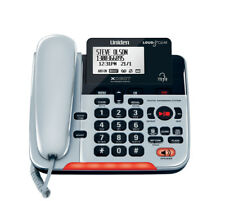 UNIDEN SSE37 VISUAL & HEARING IMPAIRED CORDED DIGITAL PHONE SYSTEM INTERCOM