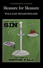 Measure for Measure by William Shakespeare (Paperback, 1995) Best Book Free Post