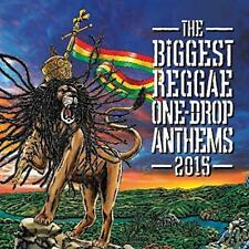 The Biggest Reggae One-Drop Anthems 2015 - Various (NEW CD)
